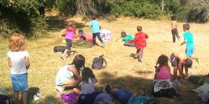 Extraescolares, campamentos y eventos en Segovia