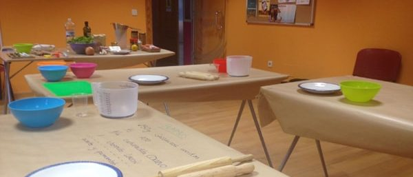 Talleres educativos y cocina para niños en Segovia