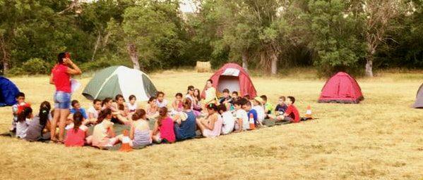 Actividades con niños en la naturaleza en Segovia