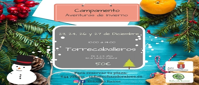 Campa Invierno Torrecaballeros2019