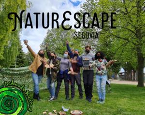 NaturEscape, actividad de escape land en Segovia